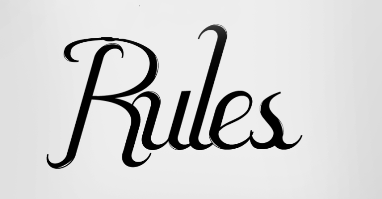 Two and a half strange rules of the English language that are not taught in school