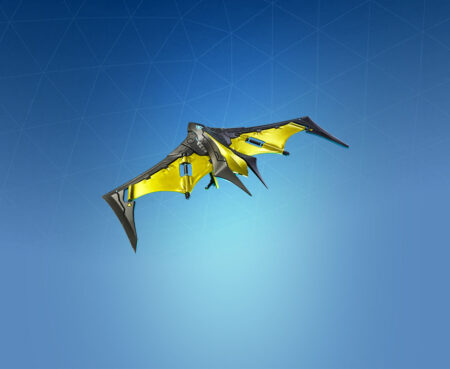 Fortnite Stealth Stinger Glider - All New Fortnite Leaked Skins & Cosmetics List (v14.60).