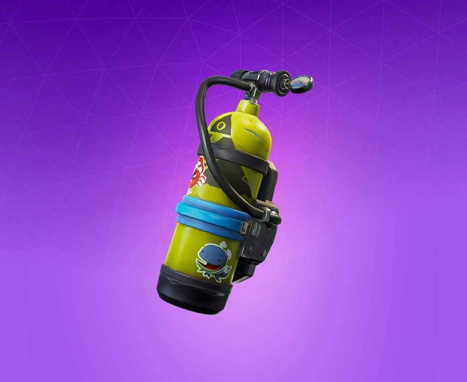 Fortnite Air Tank Back Bling Pro Game Guides
