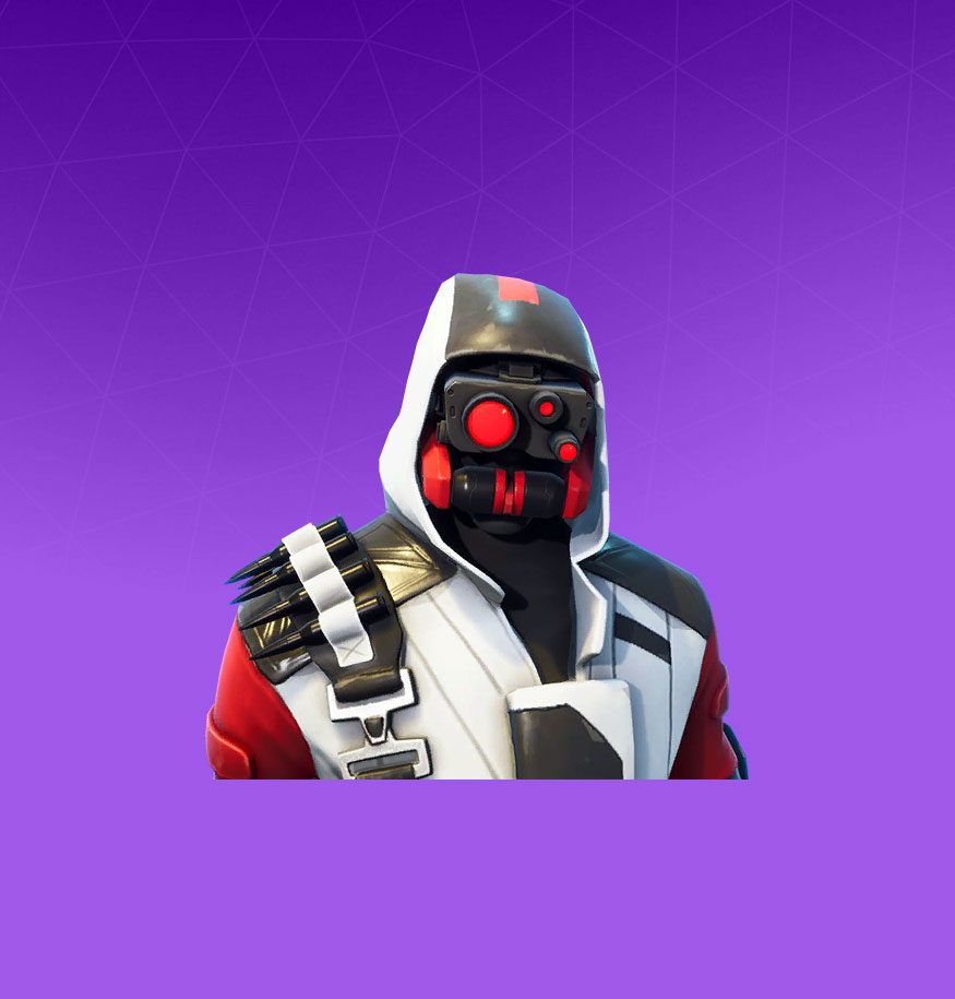 Fortnite Double Helix Skin Outfit PNGs Images Pro