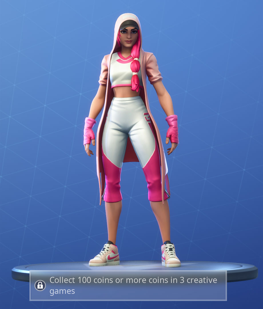 Cute Styles Girl Wallpaper Fortnite Clutch Skin Outfit Pngs Images Pro Game Guides