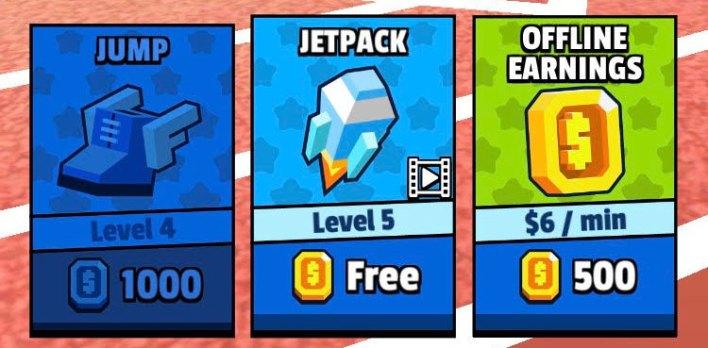 Jetpack Jump Как Получить Монеты и Больше Очков
