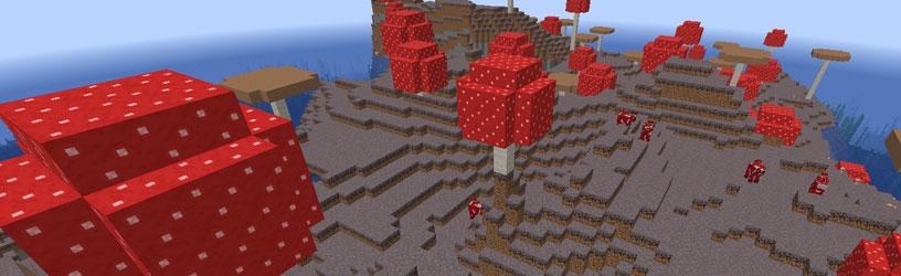 Minecraft Mushroom Island Seeds 2020 Pro Game Guides