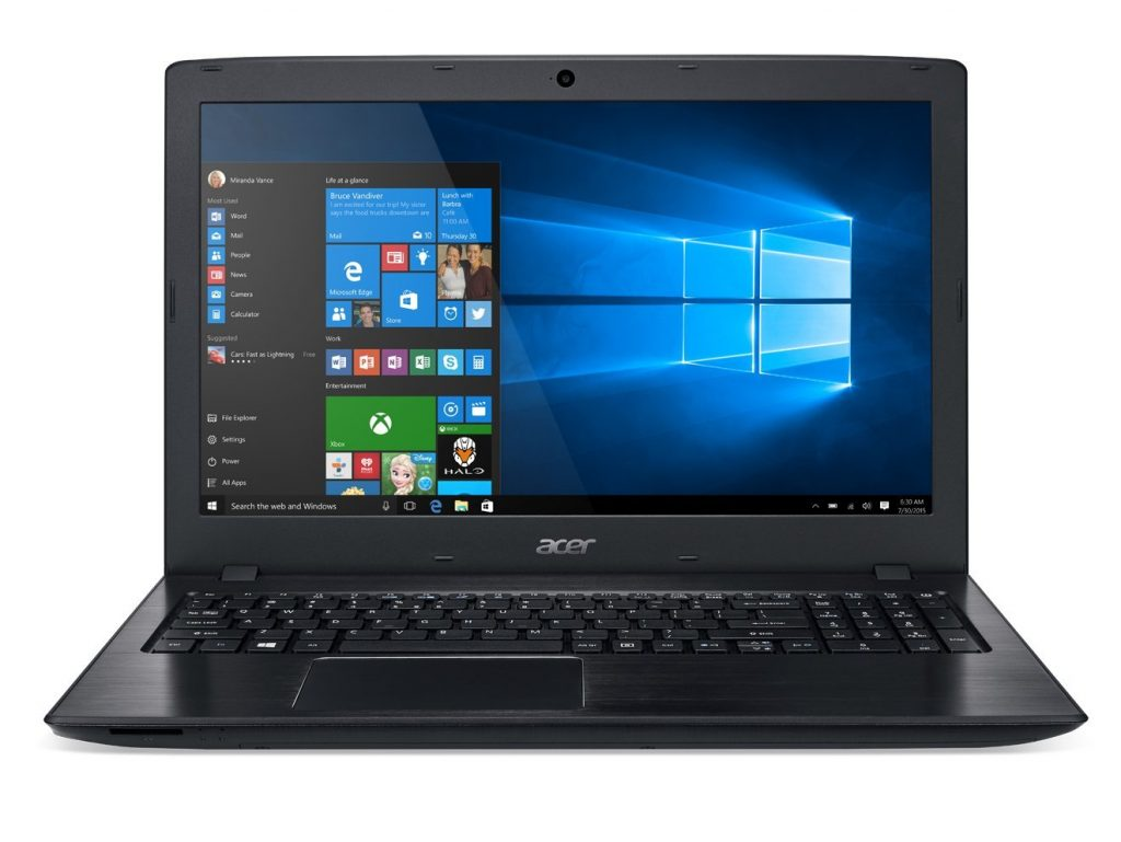 image of cheap Acer laptop for gaming