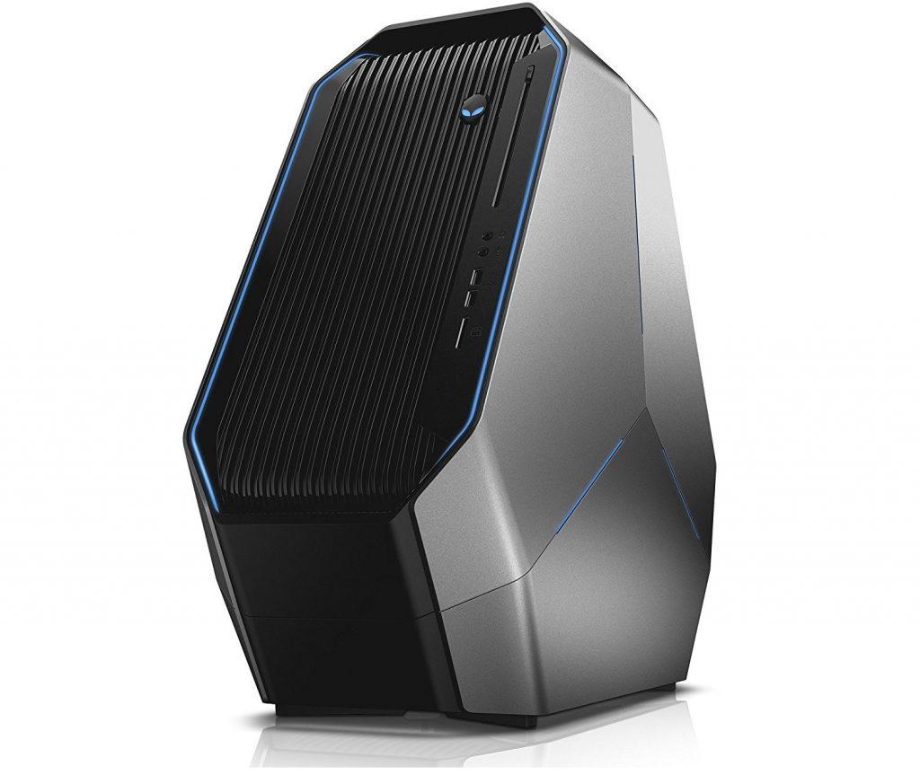 image of high-end gaming desktop