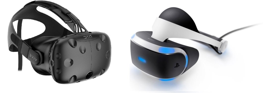 image of Vive Vr vs Playstation VR