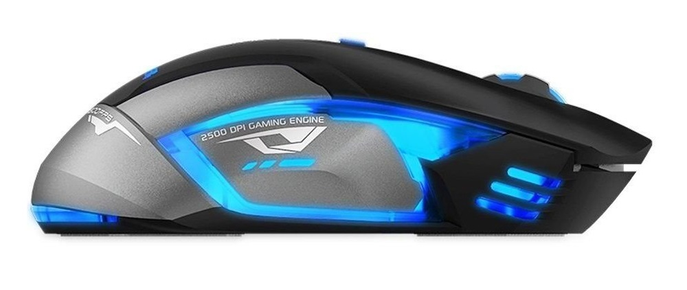 image of wireless gamer mouse