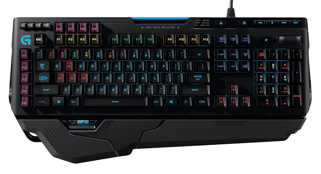 Image of the best mechanical Logitech keyboard