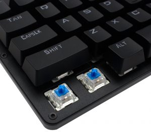 Image of Cherry MX blue switch