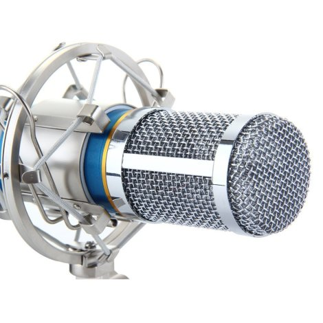 Image of budget jackstick microphone