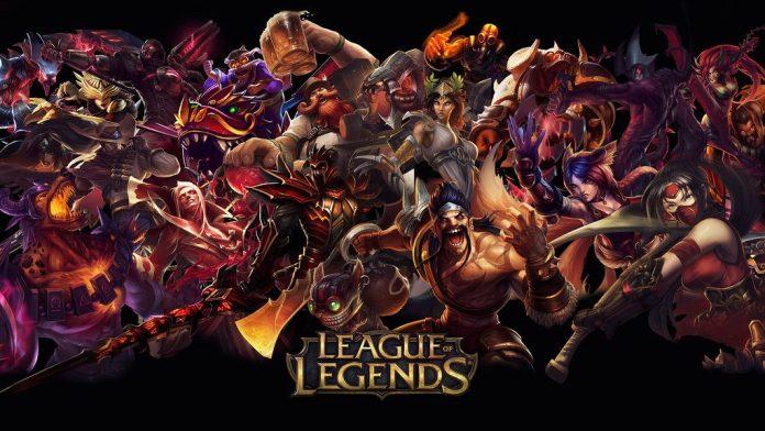 League of Legends wallpaper image