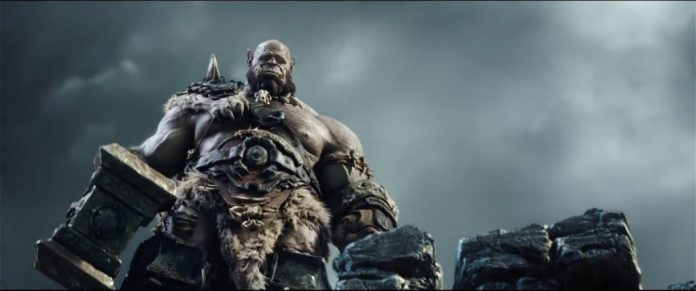 Image of Orgrim Doomhammer from Warcraft