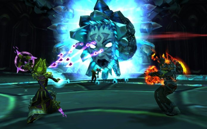 In-game screenshot of ROS in world of warcraft