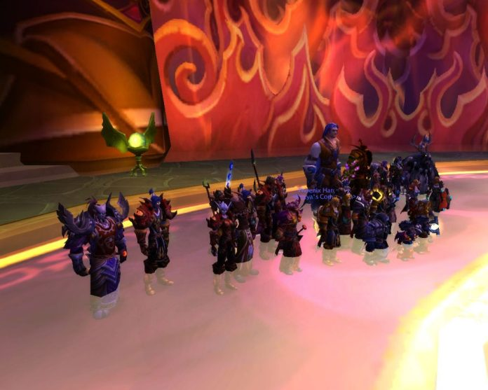 In-game screenshot from World of Warcraft