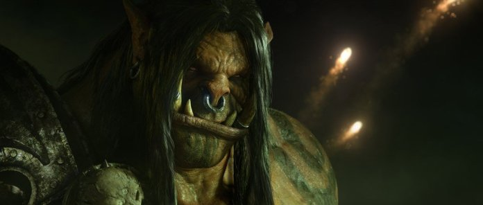Picture of Grom Hellscream from World of Warcraft