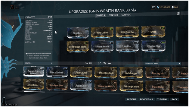 Ignis Wraith Build 2019 Guide - ProGameTalk