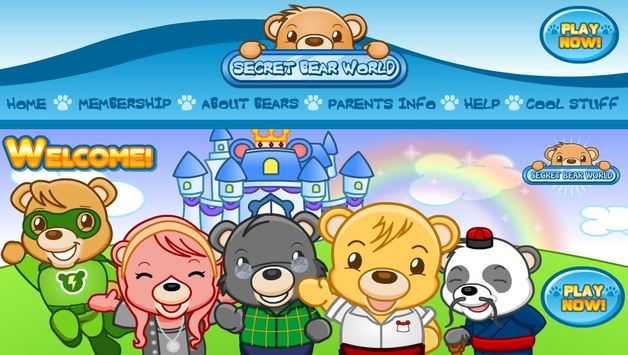 Secret_Bear_World