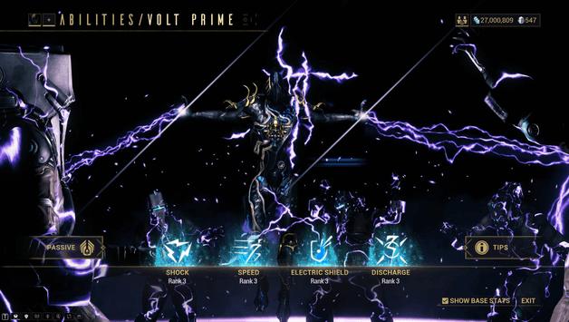 Volt Prime Build