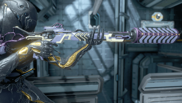 Fulmin Warframe Weapon