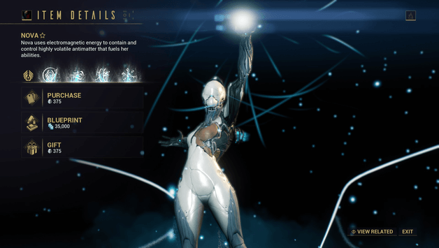 Nova Build 2020 Guide Warframe Progametalk These are the relics, you can also purchase the prime access from the store, these don't cost as much compared to the. nova build 2020 guide warframe