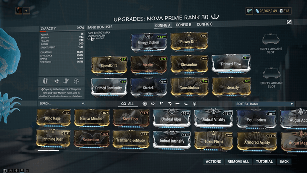 Nova Build 2020 Guide Warframe Progametalk Warframe nova build 2020 guide. nova build 2020 guide warframe