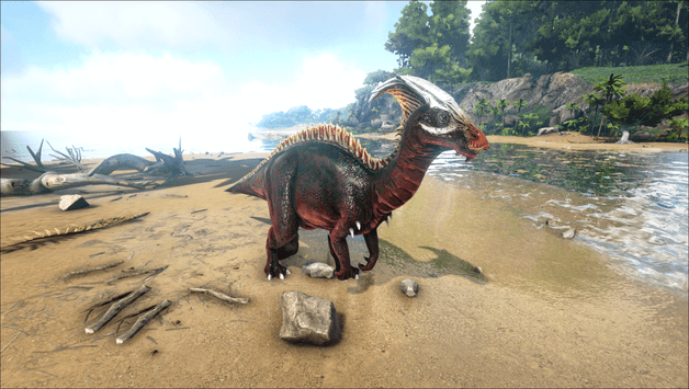 Ark Parasaur Guide Abilities Taming Food Saddle Breeding Drops Location Progametalk Learn how to spawn aberrant parasaur in ark. ark parasaur guide abilities taming