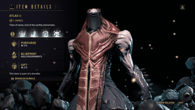 Atlas Build 2020 Guide Warframe Progametalk But first, you have to complete. atlas build 2020 guide warframe