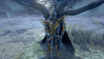 Excalibur Warframe