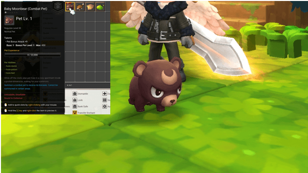 MapleStory 2 Pets Guide