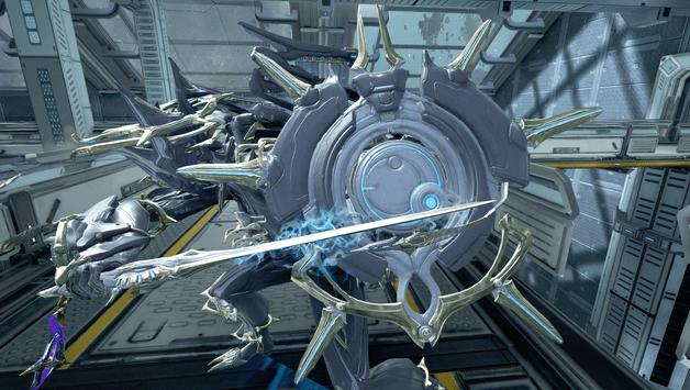 Sigma & Octantis Warframe