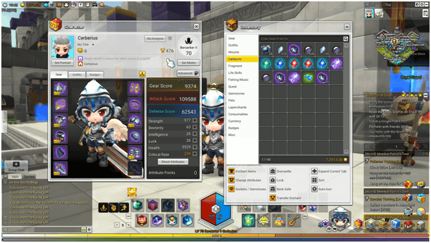 MapleStory 2 Enchanting Guide