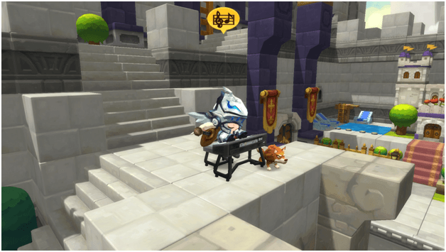MapleStory 2 Instruments