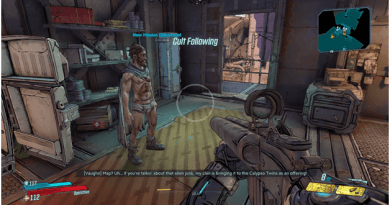 Borderlands 3 Cult Following