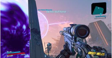 Borderlands 3 The First Vault Hunter Mission