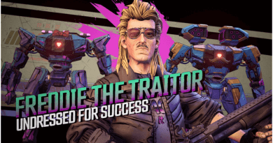Borderlands 3 Freddie The Traitor