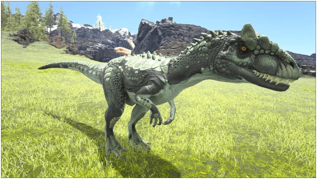 Ark Allosaurus