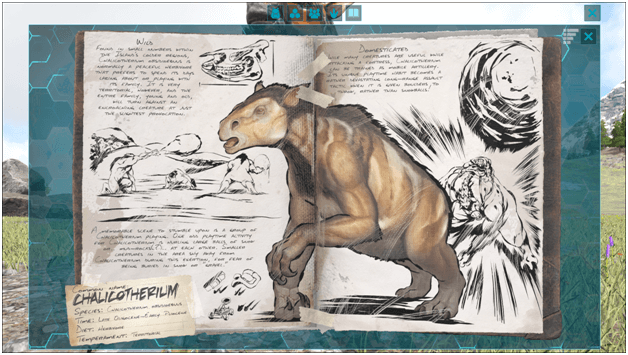 Ark Chalicotherium Guide Abilities Taming Food Saddle Breeding Drops Location Progametalk The daeodon (hell pig) is a new creature in ark that can be found in the cold regions of the island. ark chalicotherium guide abilities