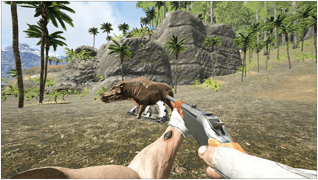 Ark Daeodon Guide Abilities Taming Food Saddle Breeding Drops Location Progametalk Gives the correct time, but still reports 50% loss. ark daeodon guide abilities taming