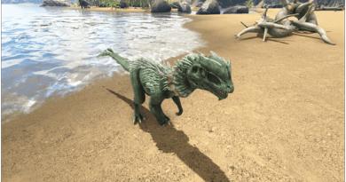 Ark Dilophosaur