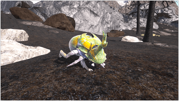 Ark Dung Beetle