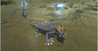 Ark glowtail