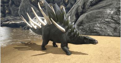 Ark Kentrosaurus
