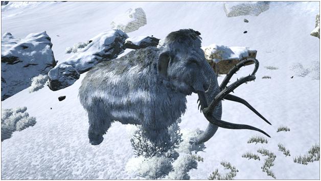 Ark Mammoth