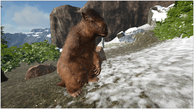 Ark Megatherium