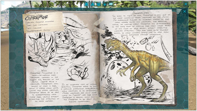 Ark Oviraptor Guide