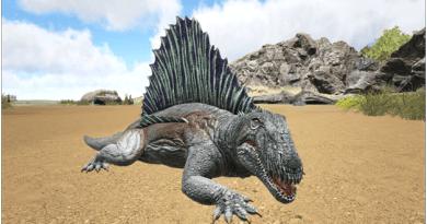 Ark Dimetrodon