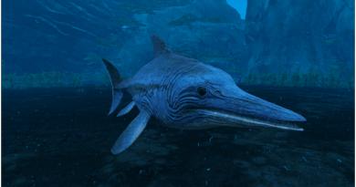 Ark Ichthyosaurus