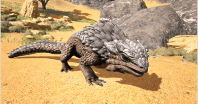 Ark Thorny Dragon