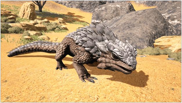 Ark Thorny Dragon
