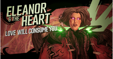 Eleanor and the Heart boss BL3